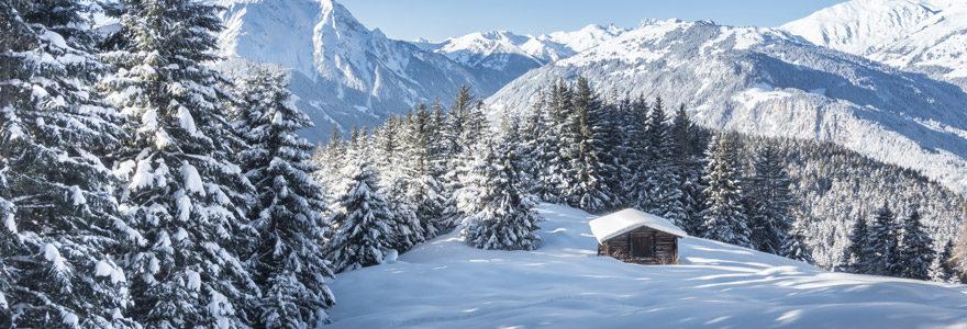vacances au Mont Blanc